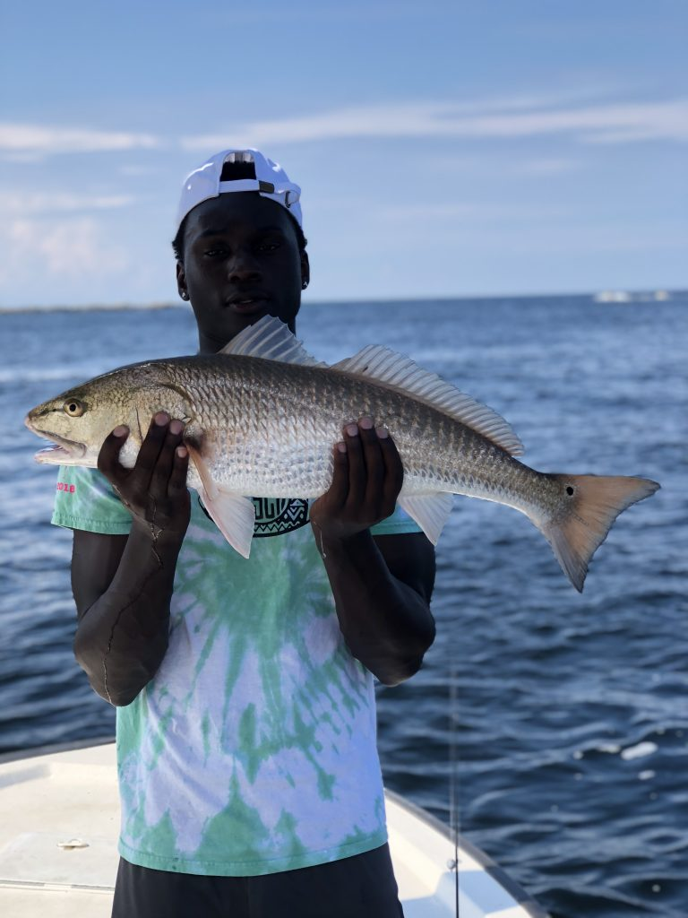 Panama City Inshore Fishing Seacrest FL 850-400-6464